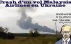 DESSIN DE PRESSE: Crash d'un avion de ligne malaisien en Ukraine