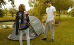 L'amour est dans le camping
