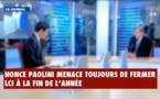 FRANCE: L'avenir de LCI menacé par la décision du CSA