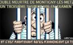 DESSIN DE PRESSE: Henri Leclaire mis en examen