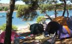 IMAGE DU JOUR: Camping en Croatie