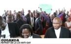 Ouganda: Annulation de la loi interdisant l'homosexualité