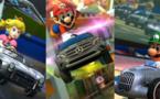 Mario Kart 8 DLC Mercedes-Benz