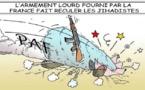 DESSIN DE PRESSE: L'horreur djihadiste est à écraser
