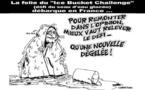 DESSIN DE PRESSE: Ice Bucket Challenge