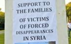 Syrie: Les disparitions forcées continuent