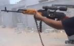 Libye: Exécution publique dans un stade de football