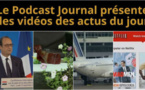Les actualités en 4 vidéos du 15 septembre 2014