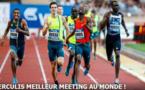 Le meeting Herculis élu meilleure compétition internationale d'athlétisme