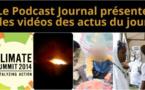 Les actualités en 4 vidéos du 23 septembre 2014