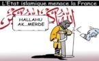 Climat de menaces terroristes pour la France