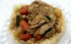 RECETTES EN VIDÉO - Couscous au poulet et légumes