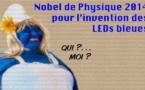 Nobel de physique pour la LED bleue