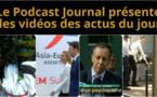 Les actualités en 4 vidéos du 17 octobre 2014