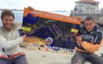 Ramer pendant plus d'un an pour la Méditerranée
