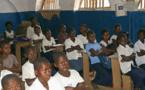 Sud-Kivu: Des écoliers dans la brousse