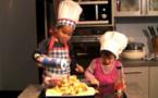 Recette des œufs de caille frits