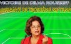 Dilma Rousseff gagne dans les arrêts de jeu