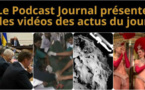Les actualités en 4 vidéos du 13 novembre 2014