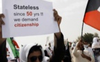 Le Koweït joue avec la vie de plus de 100.000 résidents bidun