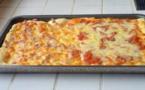 RECETTES EN VIDÉO - Pizza rouge et blanche