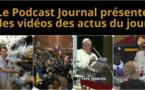 Les actualités en 4 vidéos du 17 novembre 2014