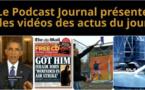 Les actualités en 4 vidéos du 21 novembre 2014
