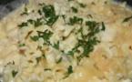 RECETTES EN VIDÉO - Pâtes aux 4 fromages