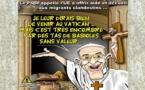 Le Pape appelle à l'hospitalité