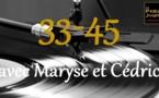 Émission à podcaster - 33-45, spéciale Souchon-Voulzy