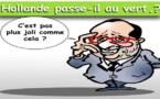 Hollande passe-t-il au vert?