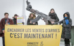 Cinq moments forts d'Amnesty International: Traité sur le commerce des armes