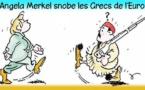 Le revers de Merkel sur la Grèce en zone Euro