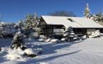 IMAGE DU JOUR: Première neige à Langen en Allemagne