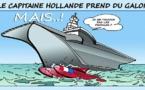 Rebond historique de popularité pour Hollande
