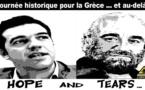 Journée historique pour la Grèce