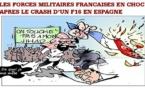 Crash d'un F-16 en Espagne