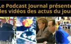 Les actualités en 4 vidéos du 6 février 2015
