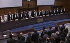 Enquête sur tous les auteurs présumés de crimes de guerre