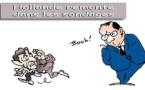 Fin de l'état de grâce pour Hollande