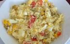 RECETTES EN VIDÉO - Salade de riz