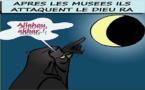 L'éclipse solaire retenue en otage?