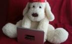 La mascotte du Podcast Journal, Patapouf, présente les éphémérides du 25 mars