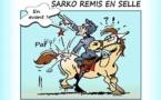 Les départementales requinquent Sarkozy
