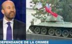 Crimée: Un an après l'annexion, les détracteurs sont harcelés, agressés et réduits au silence