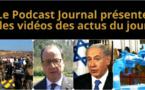 Les actualités en 4 vidéos du 6 avril 2015