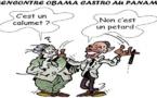 Castro-Obama, rencontre historique