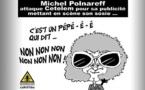 Polnareff crache sur son portrait craché