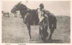 Le gaucho, légende argentine