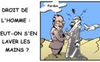 Hollande populaire dans les pays répressifs